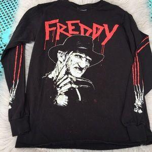 Freddy Krueger nightmare on Elm Street T-shirt
